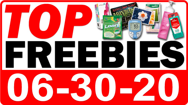Top Freebies for June 30, 2020
