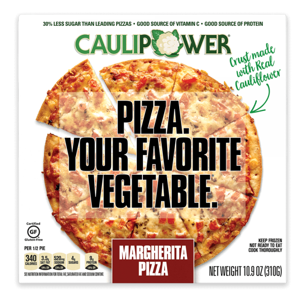 Y U M !!!!  FREE CAULIPOWER Pizza or Crusts – $7.99 Value – Exp 8/10/20