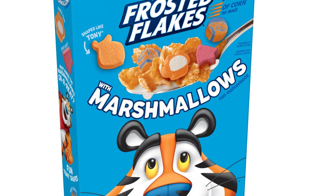 AWESOME >>>>> FREE Box of Kellogg's Frosted Flakes Cereal with Marshmallows @ Walmart – Exp 8/1/20