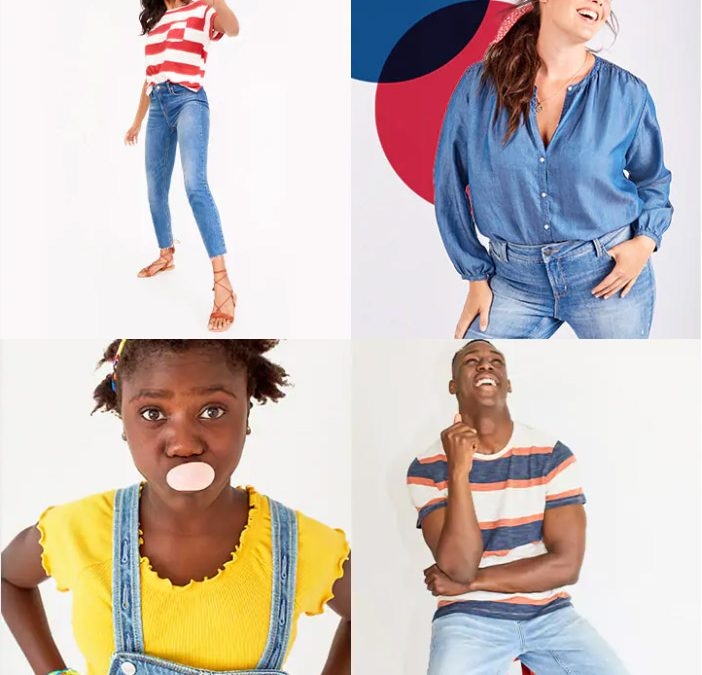 INCREDIBLE! FREE Clothing from Old Navy – $15 Value – Exp 8/2/20