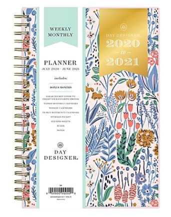 FREE 2020-21 Planner – $16 Value – Exp 7/26/20