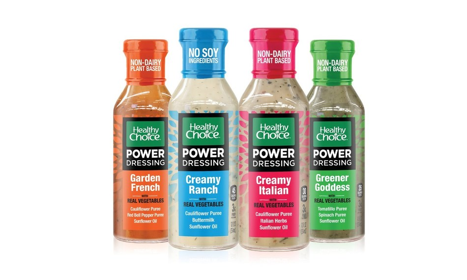 HOT! 4 FREE Bottles of Healthy Choice Power Dressing @ Walmart – Exp 8/4/20