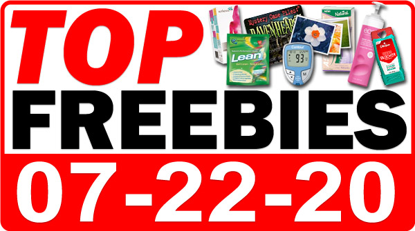 Top Freebies for July 22, 2020