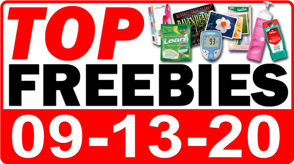 FREE Dog Food, Treats + MORE Top Freebies for September 13, 2020