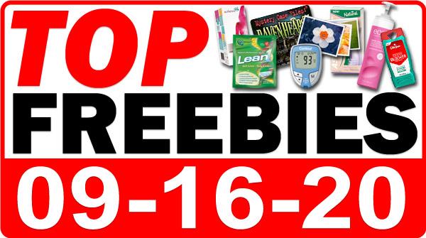 FREEPlant-Based Burger + MORE Top Freebies for September 16, 2020