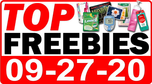 FREE Candy + MORE Top Freebies for September 27, 2020