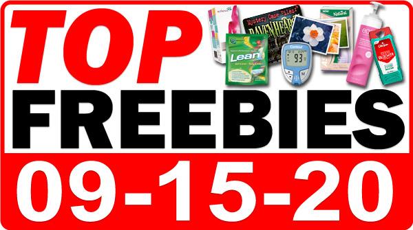 FREE 2021 Calendar + MORE Top Freebies for September 15, 2020