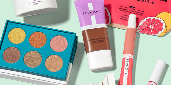 BEST MAKEUP DEAL EVER! $25 FREE to Spend @ Sephora – FREE Christmas Gifts!