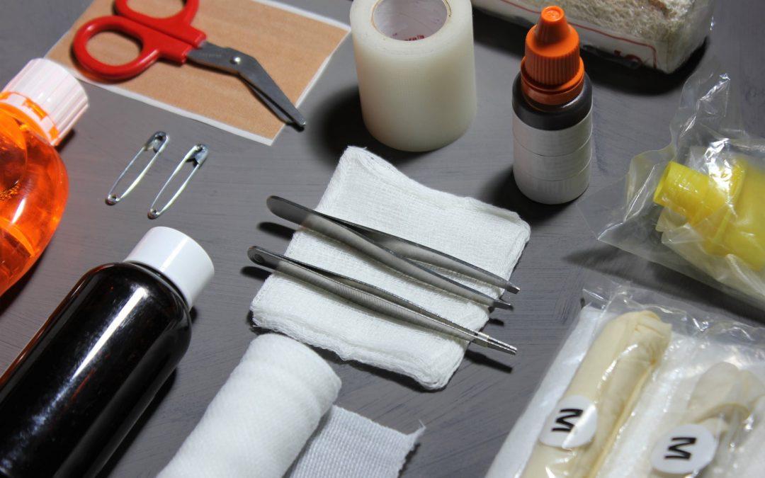 FREE SAMPLE – First Aid Kit