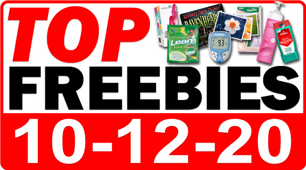 FREE Samples, Stickers + MORE Top Freebies for October 12, 2020