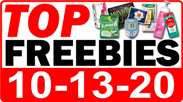 FREE Groceries + MORE Top Freebies for October 13, 2020