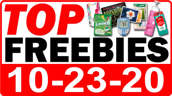 FREE Blu-Goo + MORE Top Freebies for October 23, 2020
