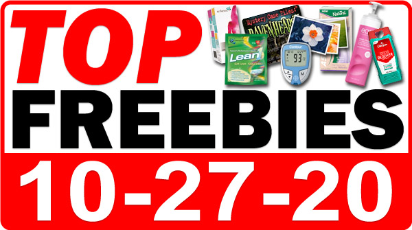 FREE Grass + MORE Top Freebies for October 27, 2020