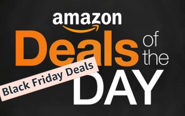 Amazon Daily Deals for 11/27/20 – BLACK FRIDAY