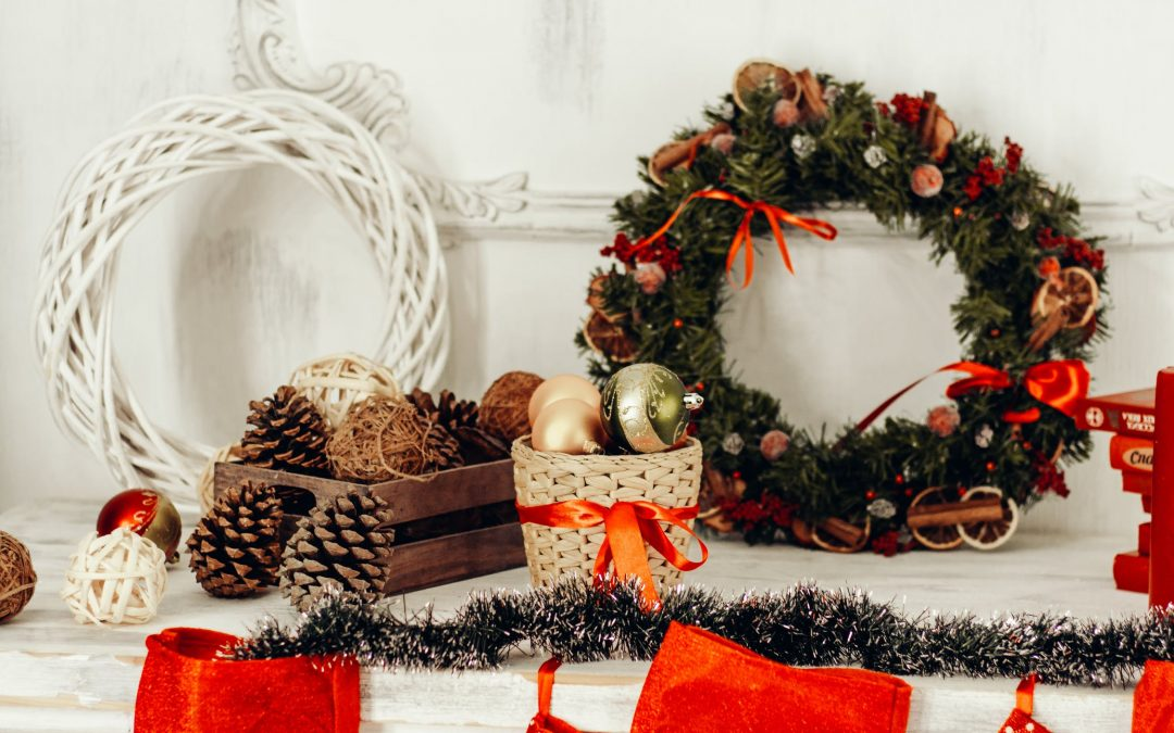 Get Some FREE Christmas Decor {or Whatever You Want} from Michaels Crafts
