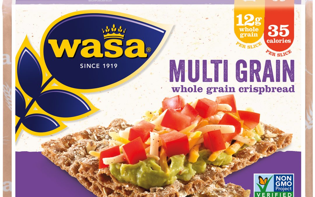 Pick Up a FREE Package of Wasa Crispbread Crackers at Kroger