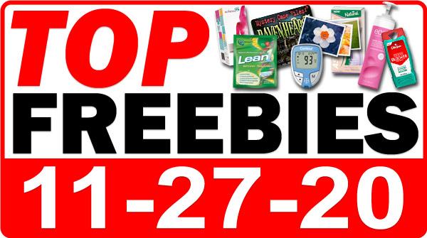 FREE Cat Food + MORE Top Freebies for November 27, 2020