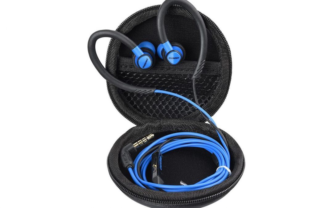 FREE AFTER REBATE – Enermax Outdoor Active Sports Earphones + FREE Shipping – Exp 12/21/20
