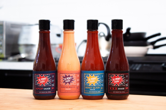 Try a FREE Bottle of KPOP Korean Sauce
