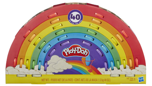 LAST DAY – 12/21 >>>>> Pick Up This FREE 40-Ct Play Doh Set at Walmart!