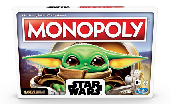 Pick Up a FREE Star Wars Monopoly Game – FREE CHRISTMAS GIFT IDEA!!