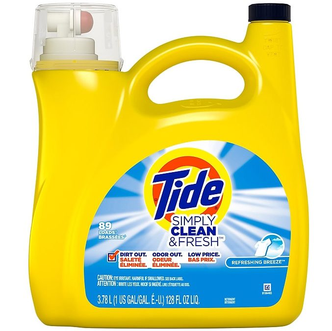 LAST DAY >>>>> Pick Up a FREE HUGE Tide Simply Clean and Fresh!