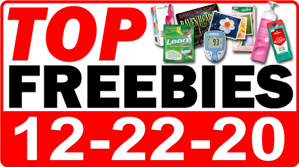 FREE Gift Cards + MORE Top Freebies for December 22, 2020