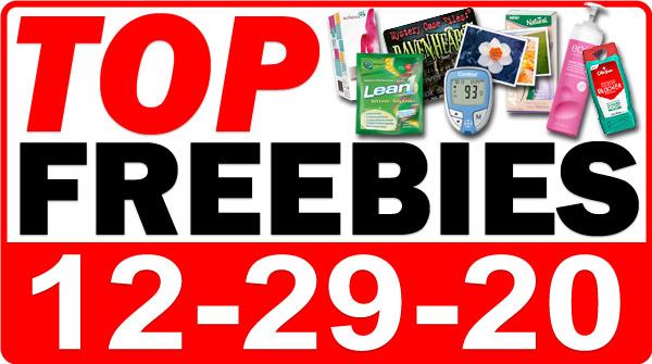 FREE Sample Box + MORE Top Freebies for December 29, 2020