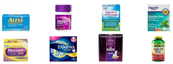 Pick Up Some FREE Wellness Products at Walmart – $15 Value!