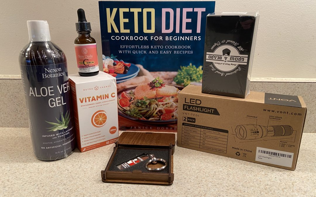 Read This To Find Out How To Get FREE Products From Amazon! We've Gotten Over $500 Worth So Far!