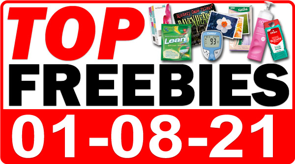 FREE Dog Food + MORE Top Freebies for January 8, 2021