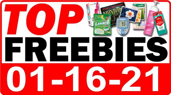 FREE Vegan Bar + MORE Top Freebies for January 16, 2021
