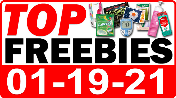 FREE Sample Box + MORE Top Freebies for January 19, 2021