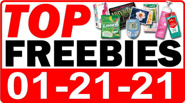 FREE Protein Powder + MORE Top Freebies for January 21, 2021