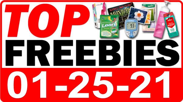 FREE Makeup Box + MORE Top Freebies for January 25, 2021