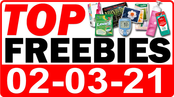 FREE Dip + MORE Top Freebies for February 3, 2021