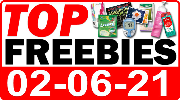 FREE Hand Cream + MORE Top Freebies for February 6, 2021