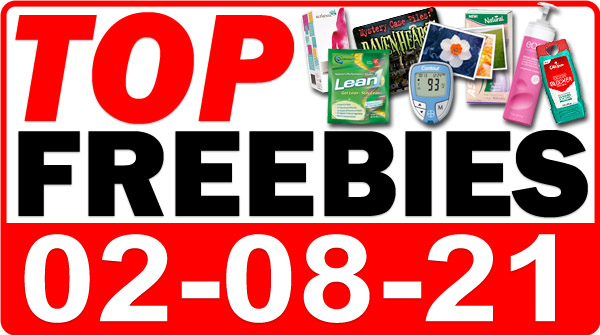 FREE Hot Sauce, Hemp Gummies + MORE Top Freebies for February 8, 2021