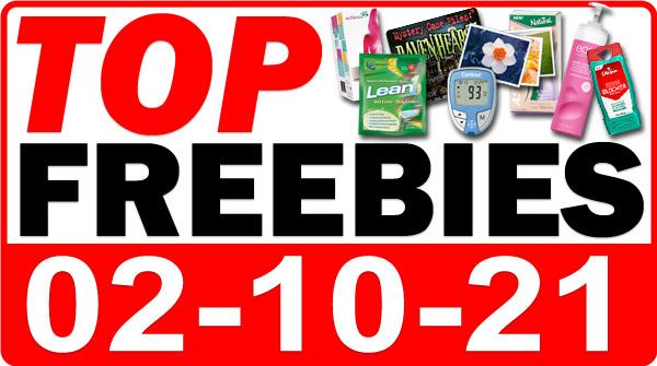FREE Dip + MORE Top Freebies for February 10, 2021