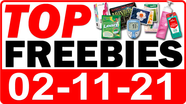 FREE Pill Swallowing Gel + MORE Top Freebies for February 11, 2021
