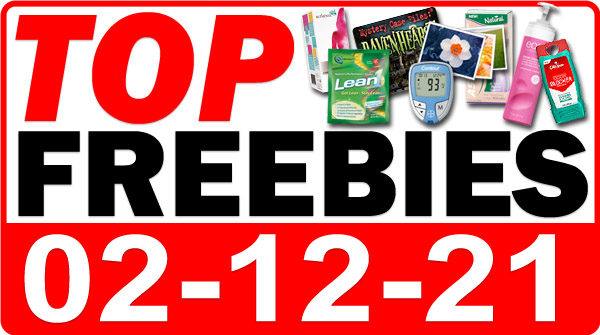 FREE Energy Bar + MORE Top Freebies for February 12, 2021