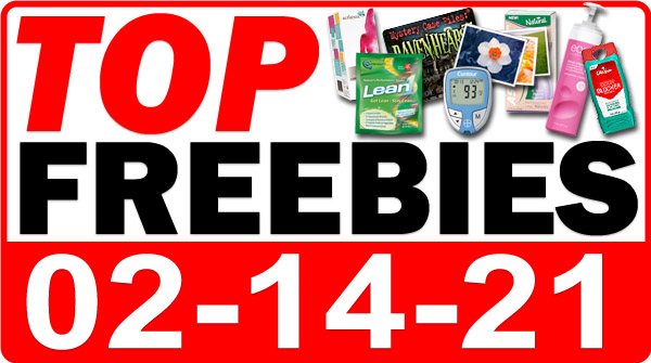 FREE Chocolate + MORE Top Freebies for February 14, 2021