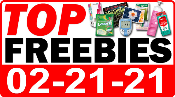 FREE Gum + MORE Top Freebies for February 21, 2021