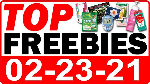 FREE Hair Serum + MORE Top Freebies for February 23, 2021