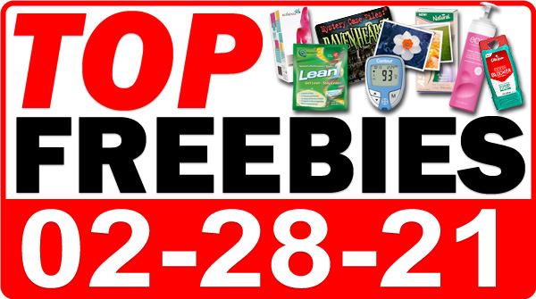 FREE Nail Strips + MORE Top Freebies for February 28, 2021