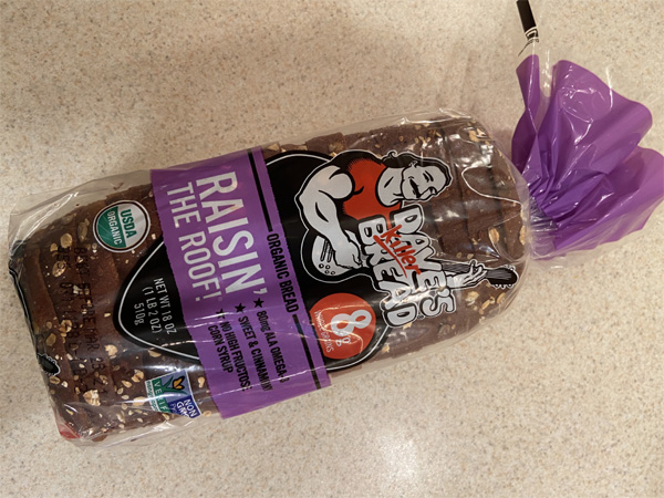 FREEOrganic Dave's Killer Bread – Up to $7 Value