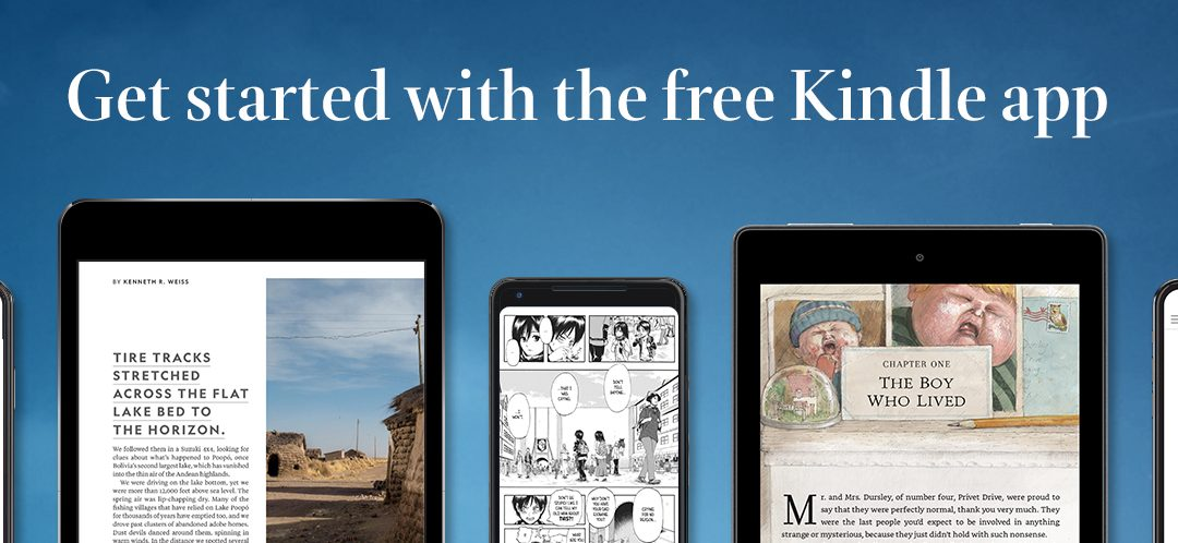 FREE Kindle Books without a Kindle