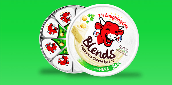 Try New The Laughing Cow Blends FREE