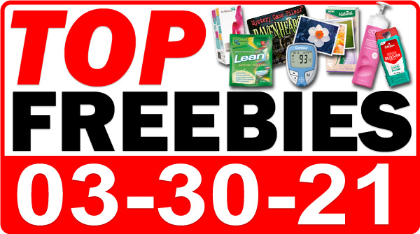 FREE Tylenol + MORE Top Freebies for March 30, 2021