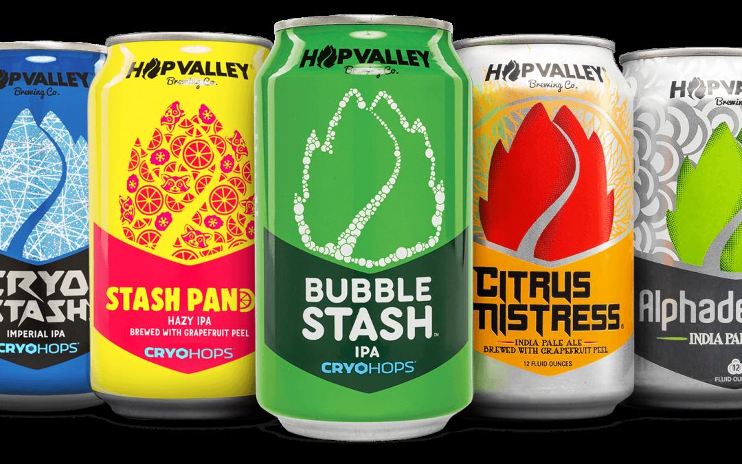 Hey Beer Snobs! Enjoy This FREE 12 Pack of Hop Valley Brewing Co. IPA Beer